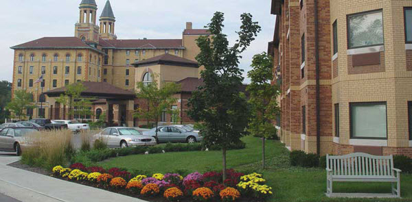 Twin Towers senior living