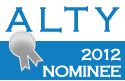 2012 ALTY Blog Award Nominee
