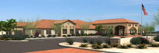 Copper Creek Inn Memory Care Center in Chandler Arizona