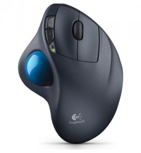 Logitech Trackball Wireless Mouse