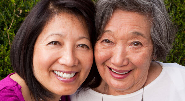 learn about dealing with elderly parents as they age