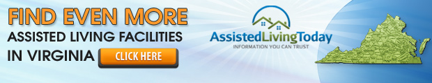 we feature only the top assisted living communities and homes in VA