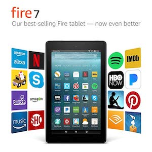 Kindle Fire 7 inch Tablet