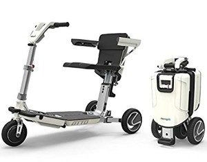 ATTO Travel Foldable Power Electric Mobility Scooter