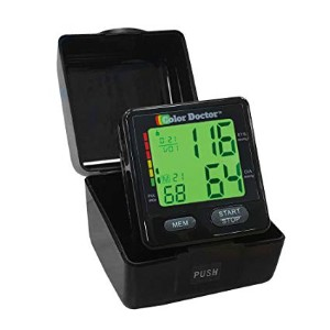 Color Doctor Platinum Edition Blood Pressure Monitor
