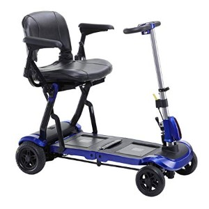 Drive Medical Zoome Flex 4-Wheel Scooter