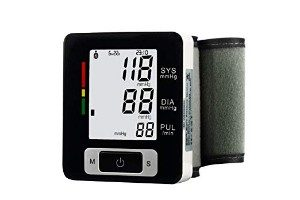 Fam-health Automatic LCD Digital Wrist Monitor