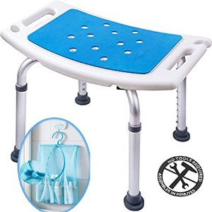 Medokare Shower Stool with Padded Seat