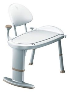 Moen Non-Slip Adjustable Transfer Bench