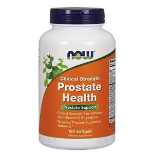 NOW Prostate Health Clinical Strength