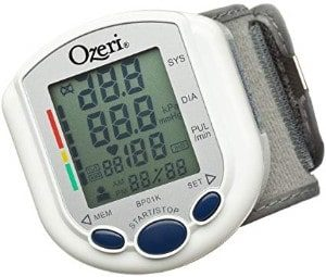 Ozeri BP01K CardioTech Pro Series Digital Blood Pressure Monitor