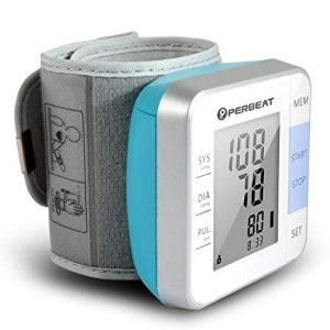 Perbeat Blood Pressure Monitor Wrist Cuff