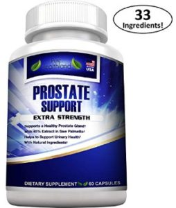 Prostate Health Support Supplement by Pure HealthLand