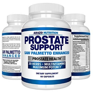 Prostate Supplement by Arazo Nutrition