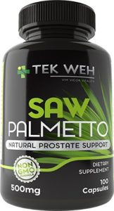 Saw Palmetto Premium Supplement for Prostate Health