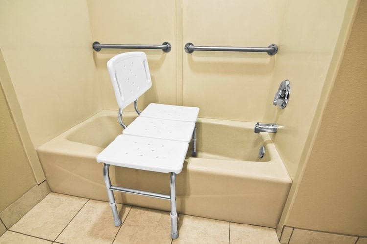The Best Shower Chairs for Elderly - Assisted Living Today