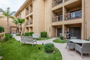 Image of Brookdale Central Paradise Valley - exterior patio