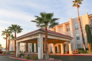 Image of Desert Springs Senior Living - exterior