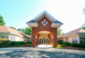 Image of Forest Heights Senior Living Community - exterior