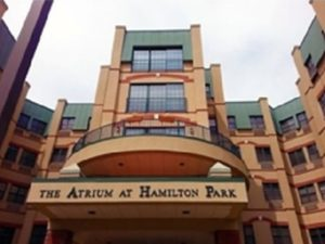 Image of The Atrium at Hamilton Park - exterior