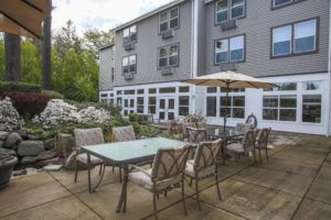 Image of LifeStyle at Steel Lake - exterior patio