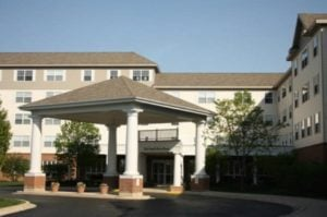 Image of Spring Meadows Naperville facility - exterior