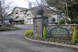 Image of Village Green Retirement Campus - exterior