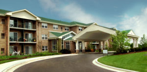 Image of Alden Gardens of Waterford facility - exterior