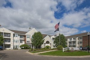 Image of American House Hazel Park Senior Living faciility - exterior