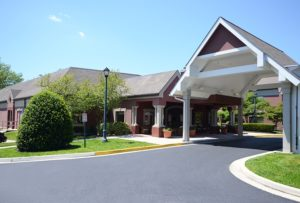Image of Aspenwood Senior Living Community - exterior