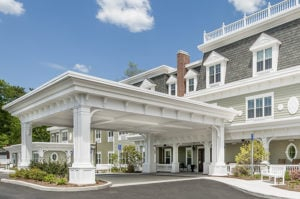 Image of Brightview on New Canaan - exterior