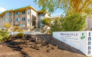Image of Brookdale San Ramon facility - exterior
