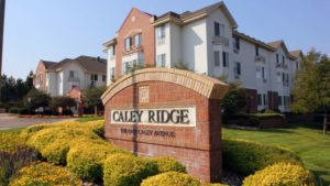 Image of Caley Ridge Assisted Living facility - exterior