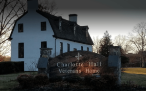 Image of Charlotte Hall Veterans Home facility - exterior