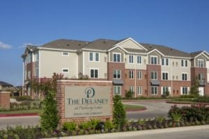 Image of The Delaney at Parkway Lakes faciility