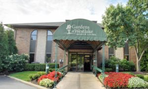 Image of Gardens at Westlake Senior Living facility