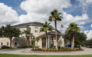 Image of Glenbrooke at Palm Bay facility - exterior