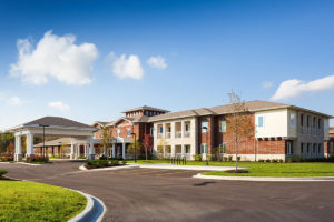 Image of HarborChase of Naperville facility - exterior