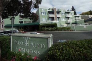 Image of Palo Alto Commons Assisted Living facility - exterior
