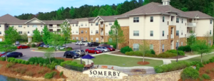 Image of Somerby at St. Vincent's One Nineteen facility - exterior