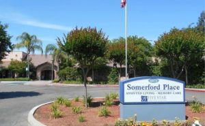 Image of Somerford Place of Fresno facility - exterior