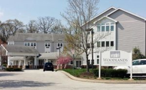 Image of Woodlands Assisted Living facility