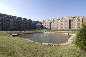 Senior Living Facility Armour Oaks Senior Living Community located at 8100 Wornall Road, Kansas City, MO, 64114