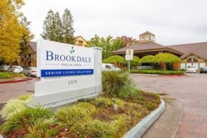 Senior Living Facility Brookdale Paulin Creek located at 2375 Range Ave, Santa Rosa, CA, 95403