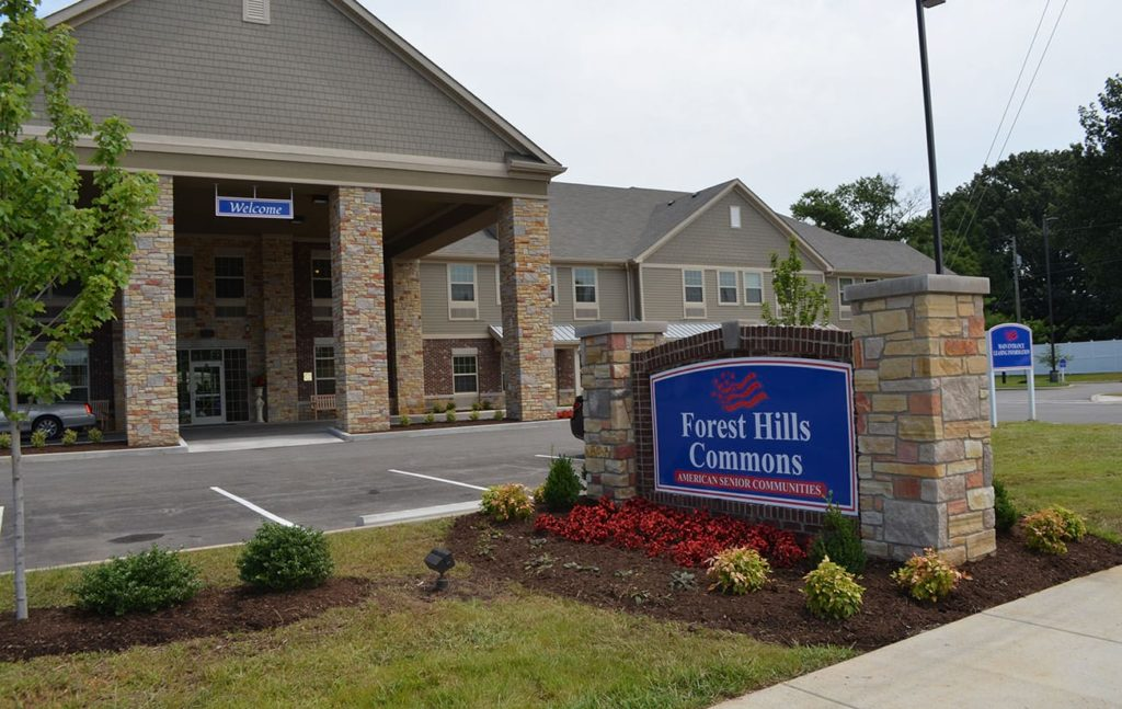 image of Forest Hills Commons