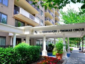 Image of The Residences at Thomas Circle facility - exterior