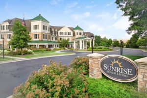 Image of Sunrise of Bloomfield Hills faciility - exterior