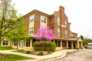Image of Townehall Place of West Bloomfield faciility - exterior