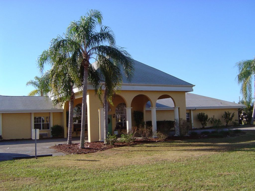 The Courtyard Assisted Living