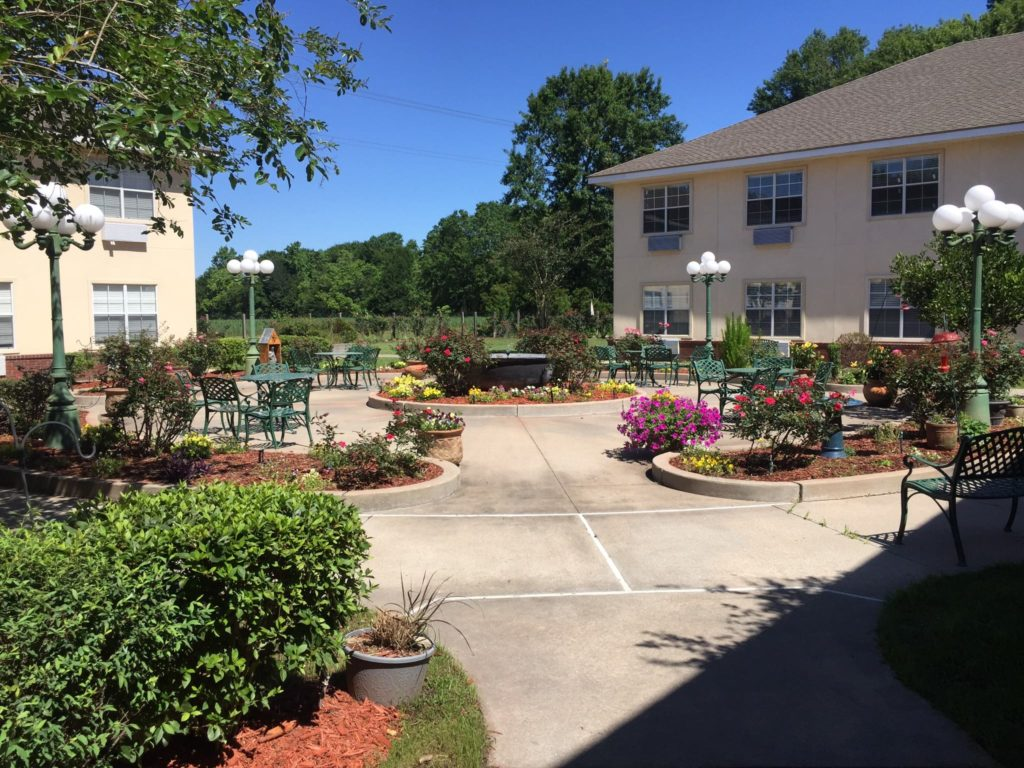 Garden View Assisted Living — Baton Rouge
